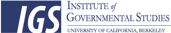 Institute of Governmental Studies - UC Berkeley logo