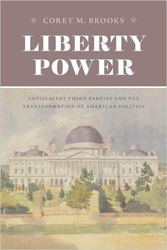 Liberty Power book cover