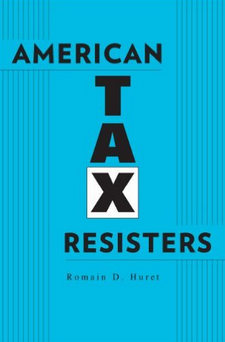 American Tax resisters cover