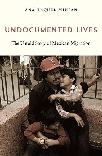 Book Cover: November 15: Undocumented Lives: The Untold Story of Mexican Migration