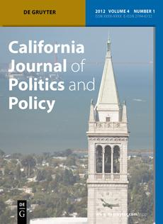 California Journal cover image